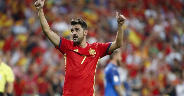 Villa anuncia su retirada: «Prefiero dejar yo el fútbol antes de que el fútbol me deje a mí»
