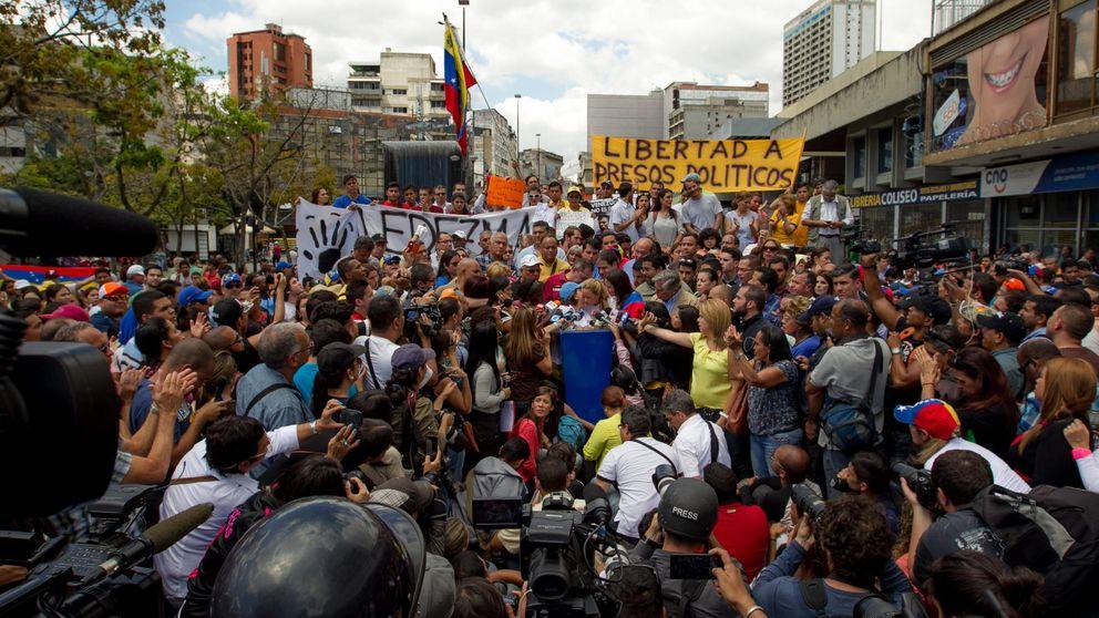 Detenciones e intrigas: la táctica de Maduro para dividir a la oposición