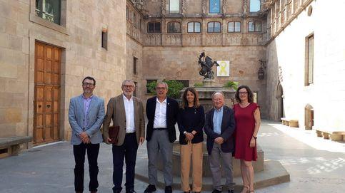 Erasmus interior, TV3… Acció Cultural busca apoyo en Torra para su agenda en Valencia