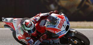 Post de La explosión de Jorge Lorenzo contra sus 'haters' encima de su Ducati