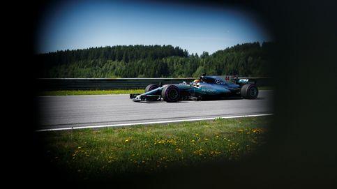 Hamilton marca el mejor tiempo en los entrenamientos y Alonso es octavo
