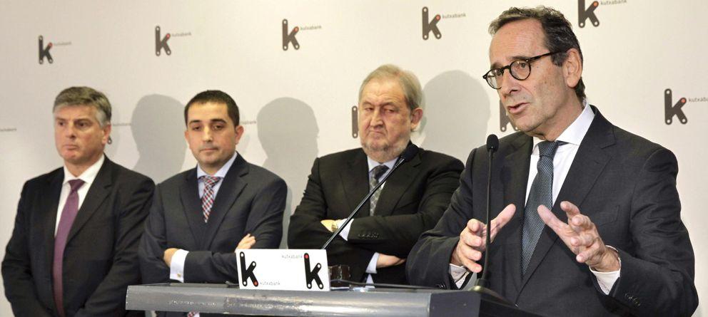 Los 'damnificados' de FG cobran nueva vida en lo más alto del Olimpo financiero