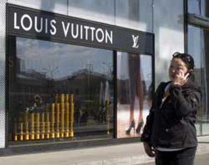 Luis Vuitton, BMW, Dom Pérignon... China hace pitar la inversión en marcas de lujo