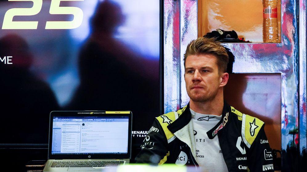 Foto: Al piloto alemán se le acaban las opciones de estar en la Fórmula 1 en 2020. (EFE)
