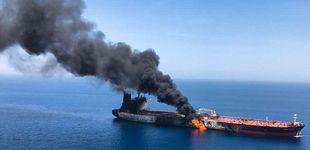 Post de La tripulación del carguero japonés vio 'objetos voladores' antes del ataque