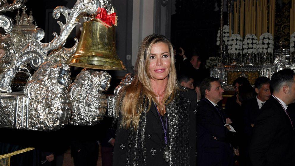 Raquel Bernal cambia a Escassi por ver la pasión de Banderas en Semana Santa