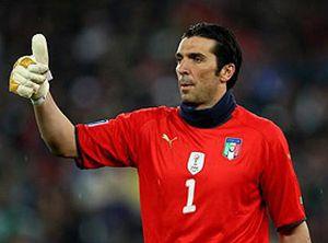 Buffon, elegido 'Mejor Portero de la Década' por delante de Casillas