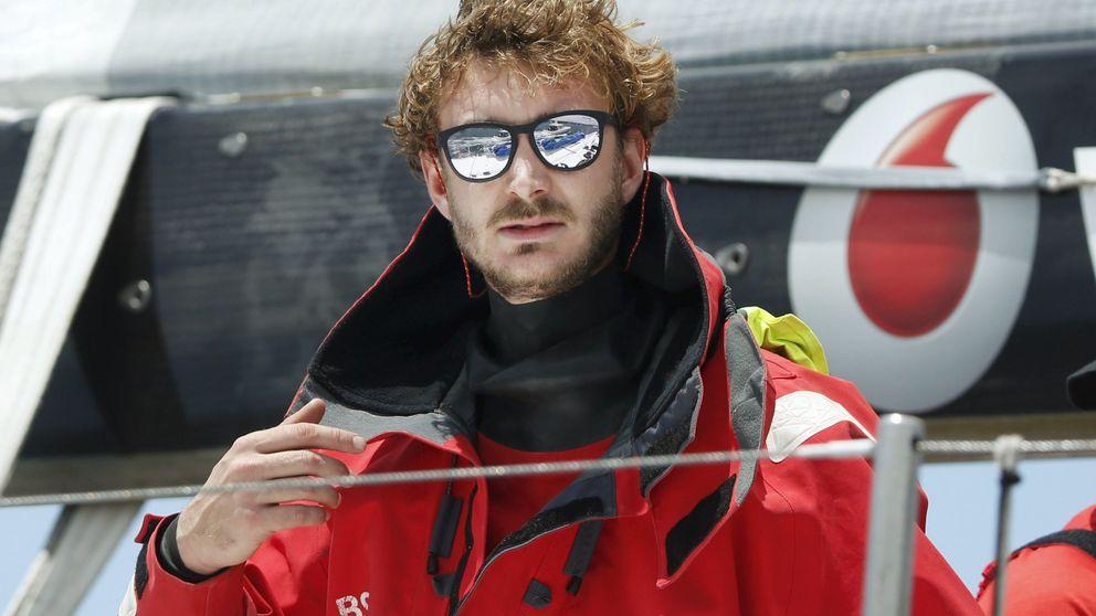 Pierre Casiraghi sufre un accidente en el mar, donde perdió la vida su padre