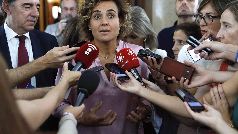 Foto: La portavoz del PP en el Congreso, Dolors Monserrat (Efe)
