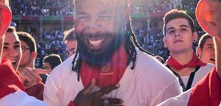 Post de La estrella de la NFL que corre los encierros de San Fermín: