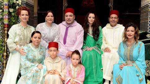 Un rey, cinco Mulays y diez Lallas: quién es quién en la corte real de Marruecos