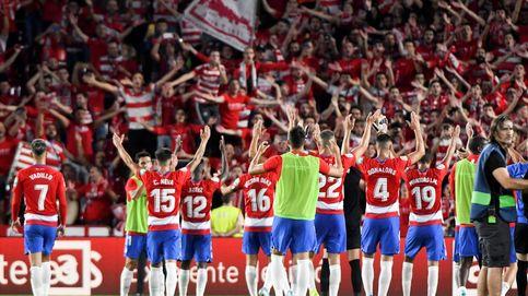 Granada - Eibar: resumen, resultado y estadísticas del partido de LaLiga Santander