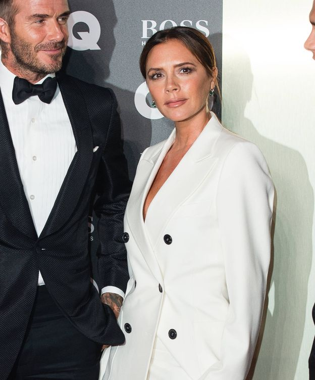 Foto: Vitoria Beckham en los GQ Men Of The Year Awards 2019 (Getty Images)