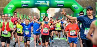 Post de Más de 55.000 personas participan en la primera maratón sostenible del mundo
