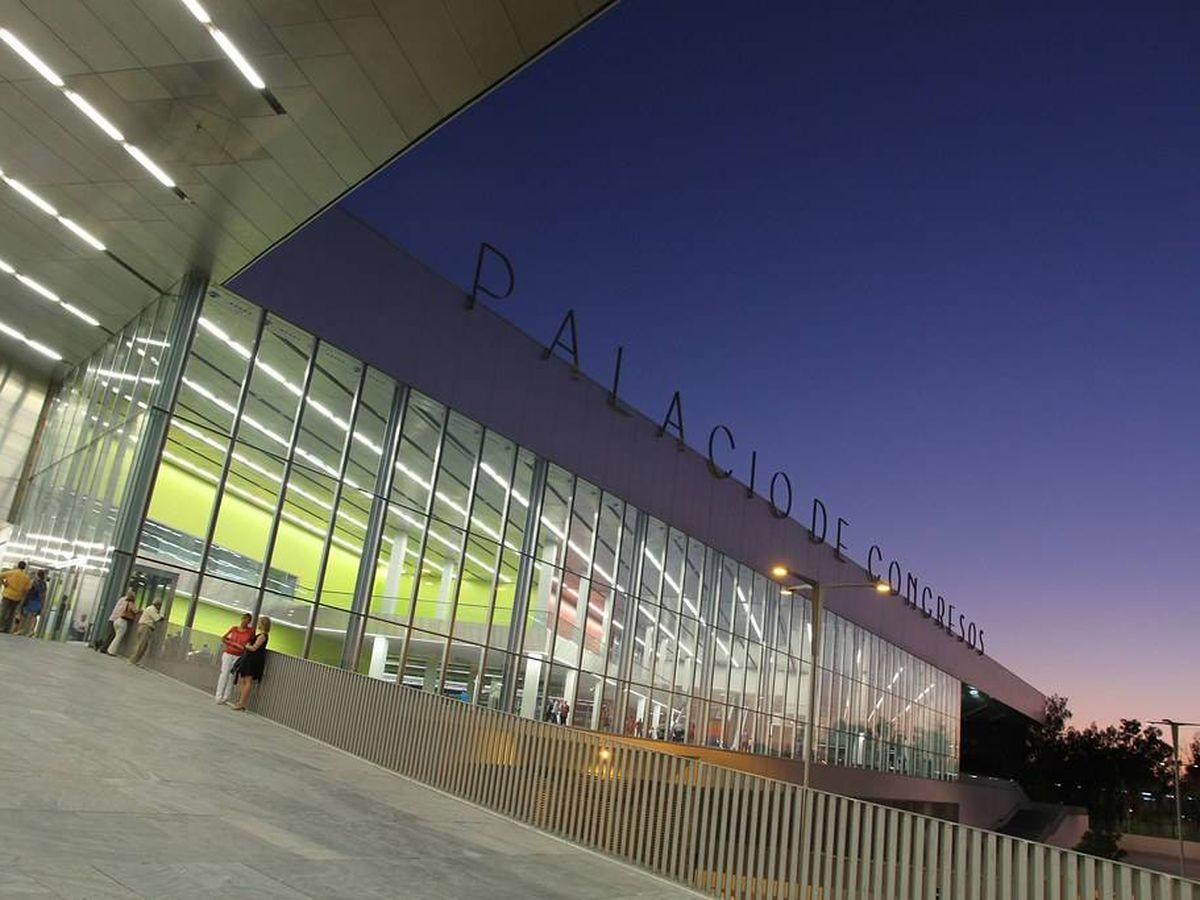 Foto: Palacio de Congresos de Sevilla. (Fibes)