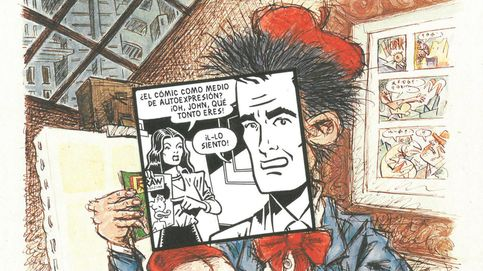 La leyenda del padre del cómic. El oscuro y lúcido mundo de Spiegelman