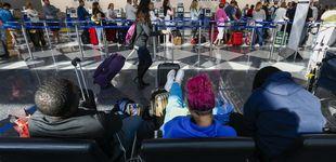 Post de Un hombre vive escondido tres meses en el aeropuerto por  miedo al covid