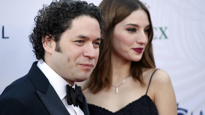 Foto: María Valverde y Gustavo Dudamel en una imagen de archivo (Gtres)
