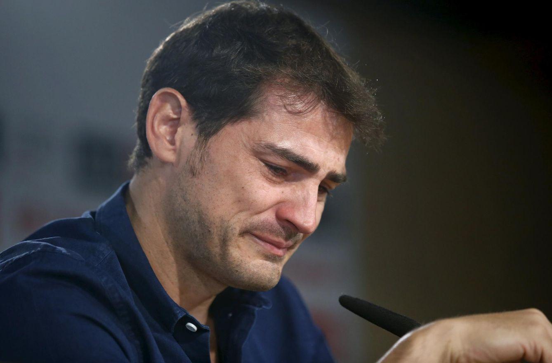 Foto: El Gran Hermano 'vaporizó' a Casillas tras echarlo del Real Madrid