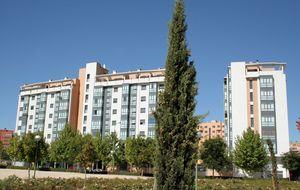 La vivienda usada se congela en febrero en 1.726 euros/m2