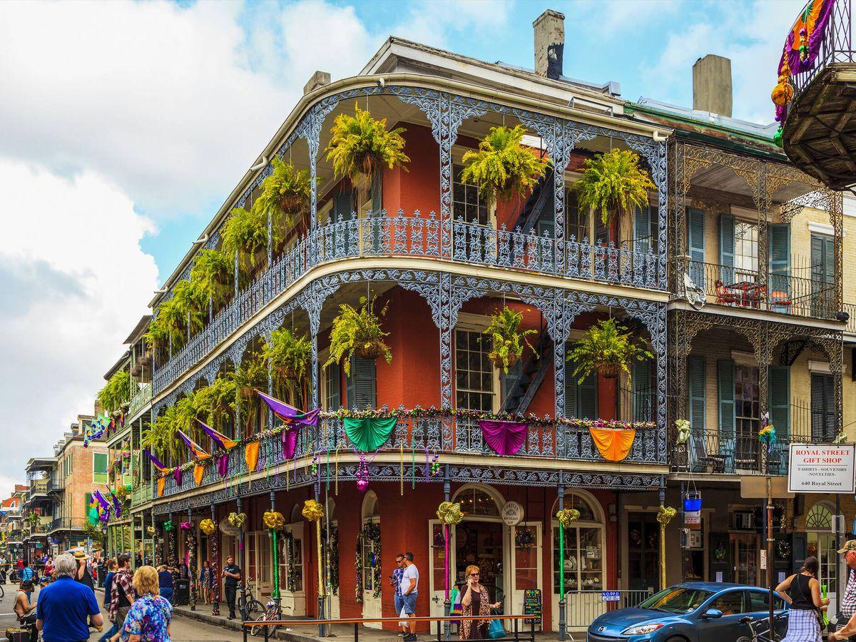 Foto: Nueva Orleans (Fuente: iStock)