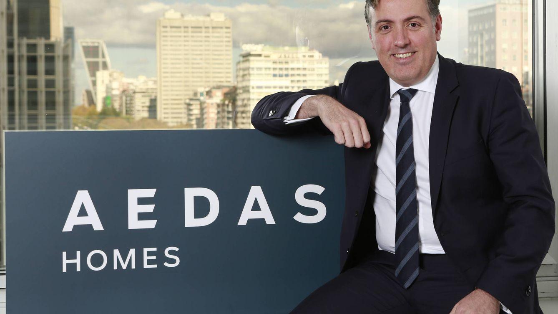 Foto: David Martínez, director general de Aedas Homes