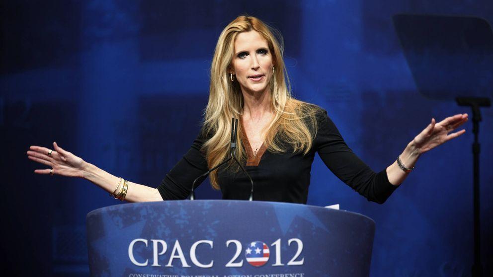 Ann Coulter, la furia que inspira a Donald Trump