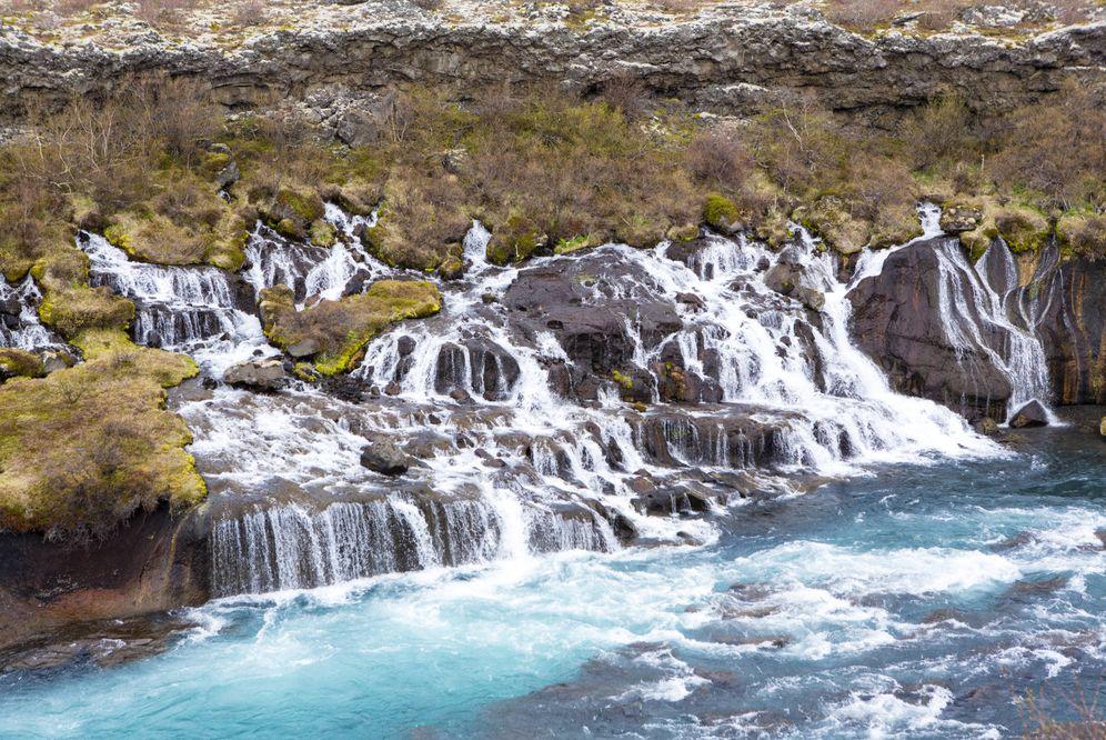 Foto: Agua de Islandia, perfecta para la ginebra y el vodka