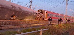 Post de Al menos dos muertos y 27 heridos tras descarrilar un tren cerca de Milán