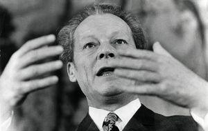 Willy Brandt, el alemán decente