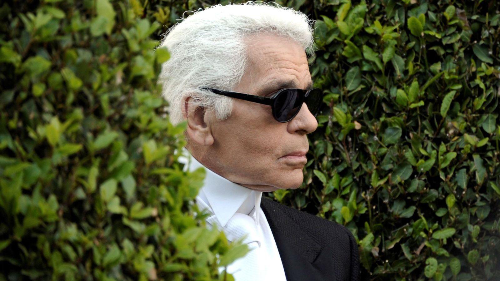 Foto: Fallece el icónico diseñador de Chanel, Karl Lagerfeld. (Reuters)