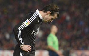 La autocrítica del Real Madrid al descanso sirvió de muy poco