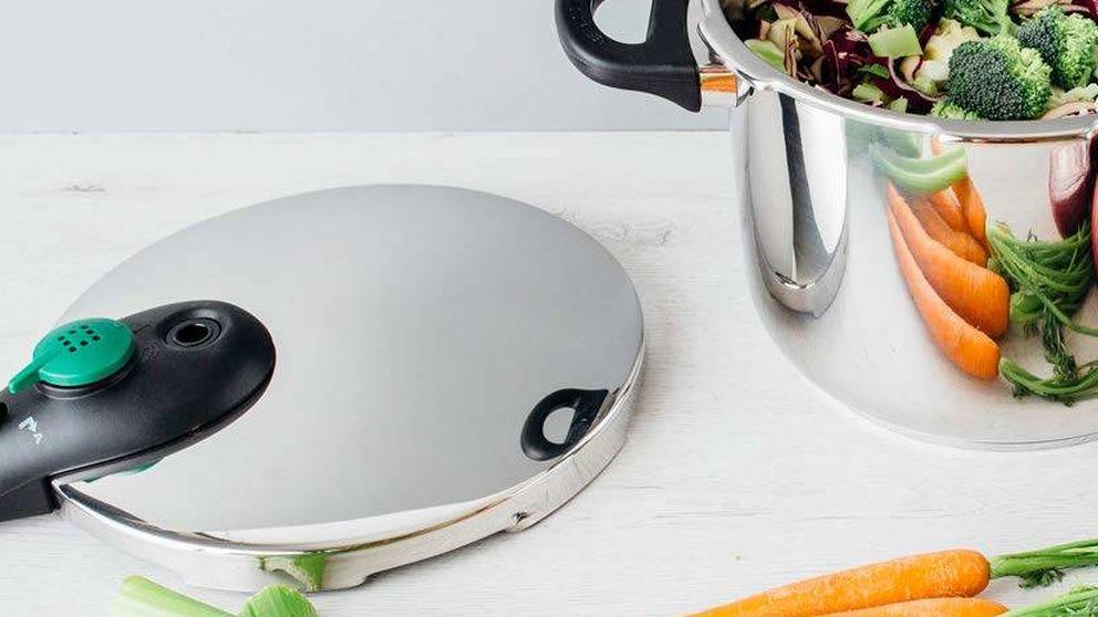 Las mejores ollas exprés para una cocina rápida y cómodas de usar