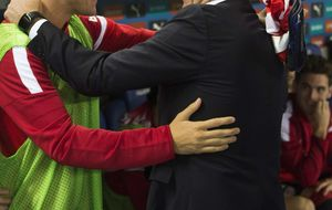 Ander Herrera proclama su inocencia: Amo el fútbol y creo en el juego limpio