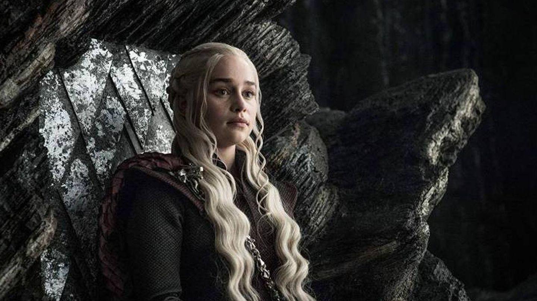 Emilia Clarke 'Juego de Tronos' (HBO)
