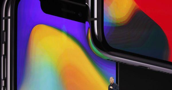 Este es el iPhone X: lo nuevo de Apple es todo pantalla y te costará (muy) caro