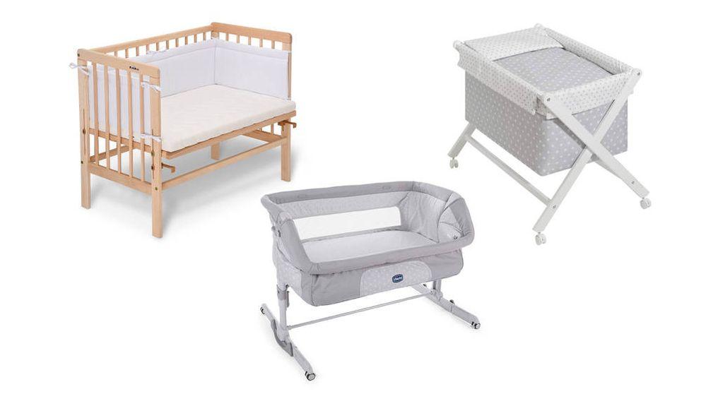 Las mejores cunas de colecho para dormir tranquilos junto a nuestro bebé