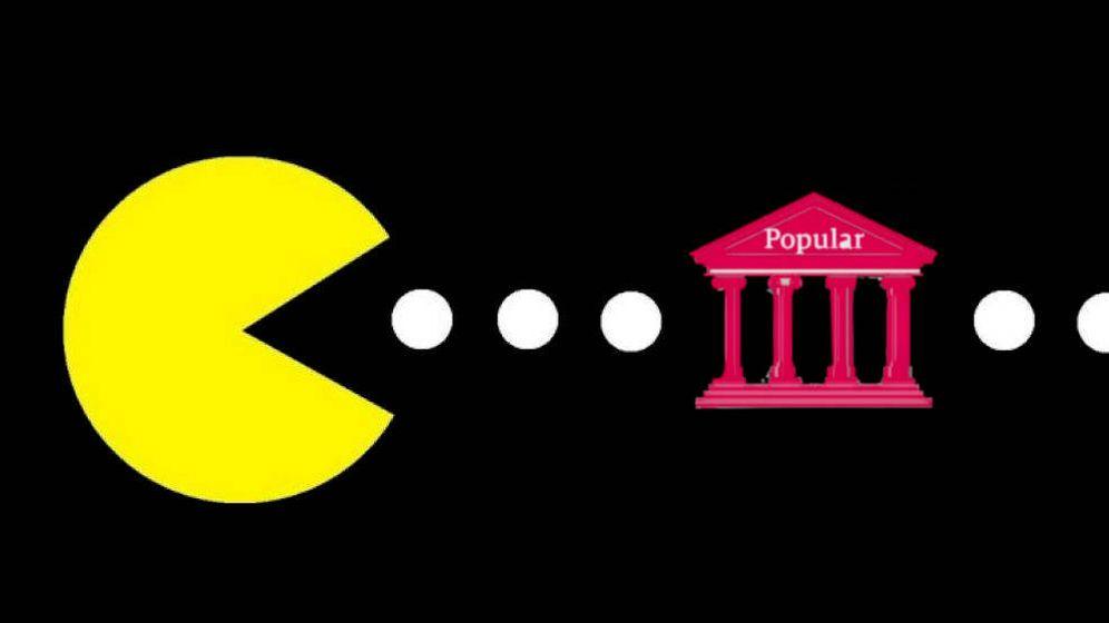Foto: Banco Popular. (Imagen: Enrique Villarino)