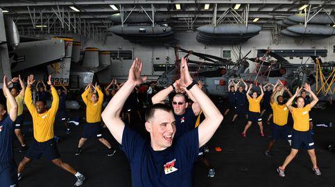 La dieta de adelgazamiento del ejército estadounidense