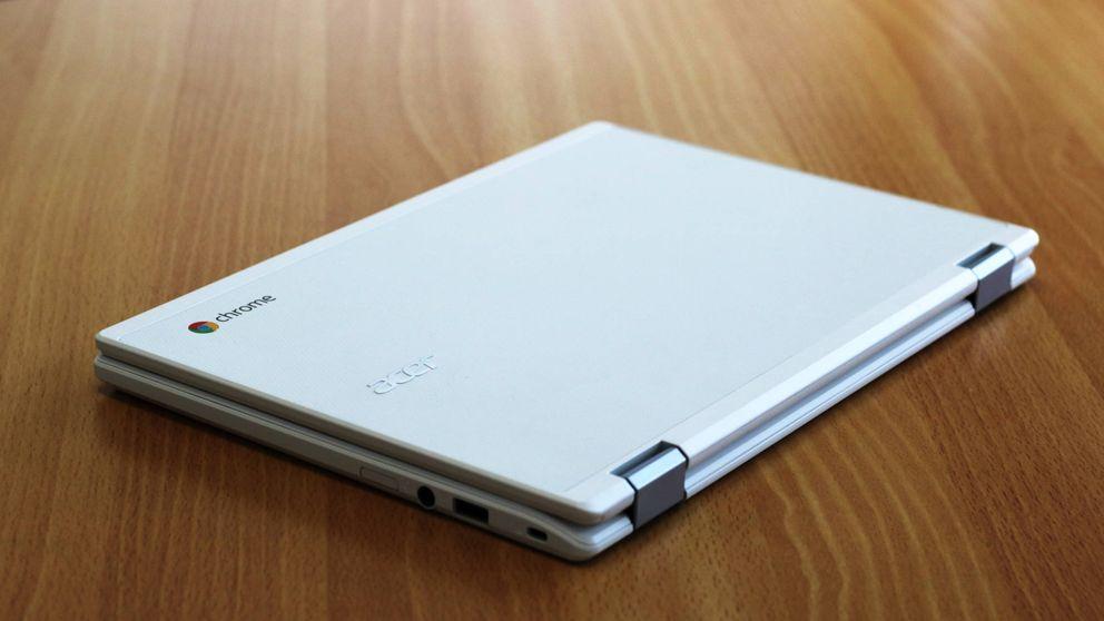 Los ordenadores por menos de 300 euros existen: los mejores Chromebook