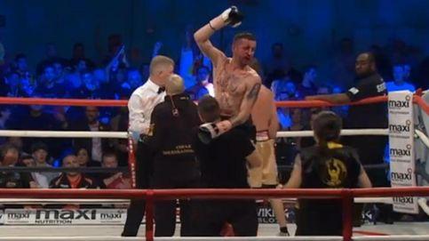 Rubén Nieto y sus 40 minutos en el ring para no verse en otra pelea (callejera)