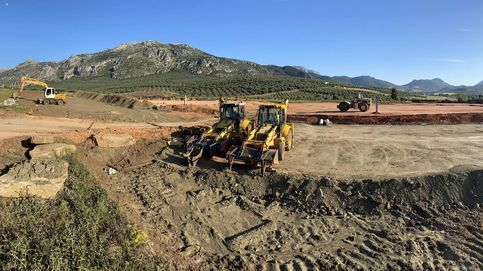 Guerra del agua en Málaga por una embotelladora en un paisaje protegido