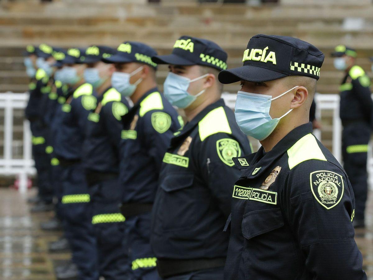 Foto: Policía Nacional de Colombia. (EFE)