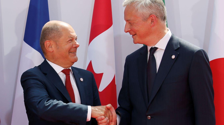 París y Berlín pisan de forma conjunta el acelerador del fondo de recuperación