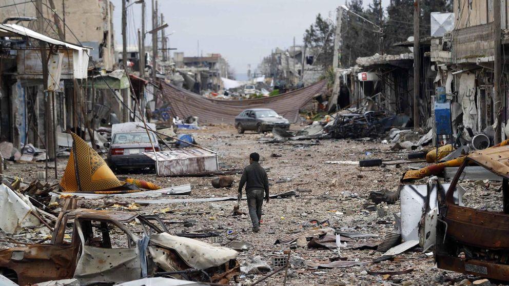 La campaña de coches bomba que prepara el Estado Islámico