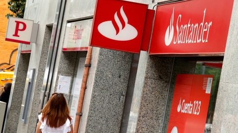 La Audiencia ordena a Santander sacar de Asnef un crédito moroso del Popular