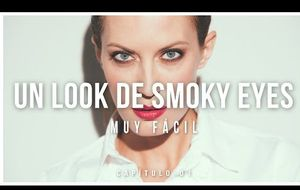 Un look de smoky eyes paso a paso - 1