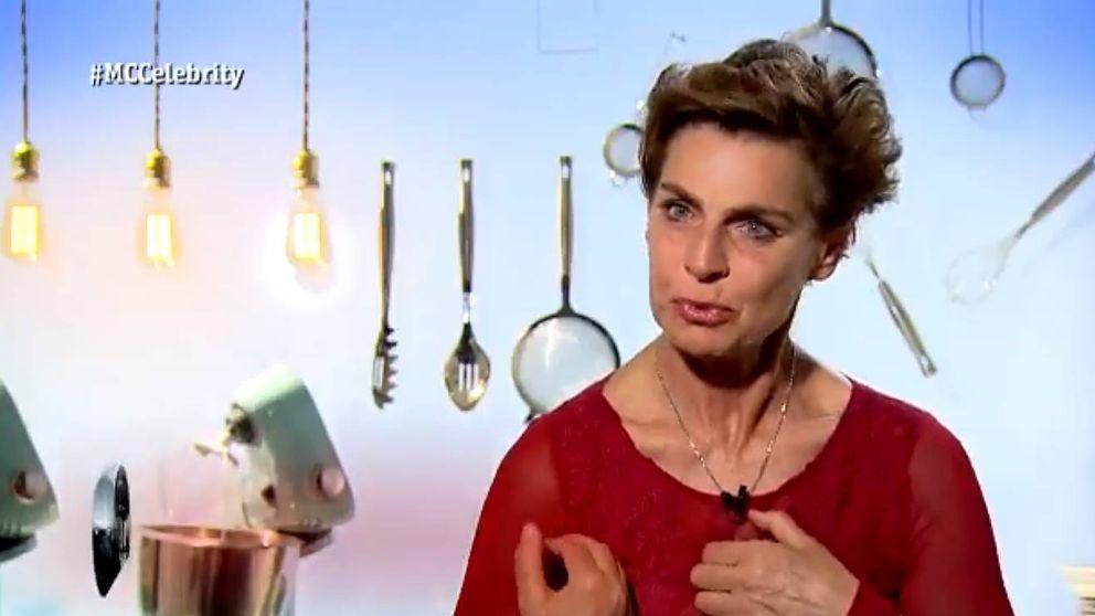 Antonia Dell'Atte, completamente destrozada en 'MasterChef Celebrity'