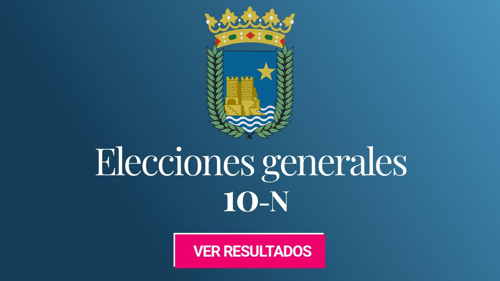 Foto: Elecciones generales 2019 en Fuengirola. (C.C./EC)