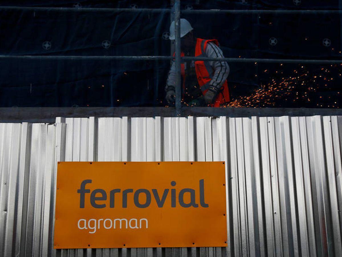 Foto: El logo de Ferrovial.